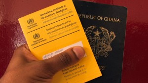 Yellow Card and Passport