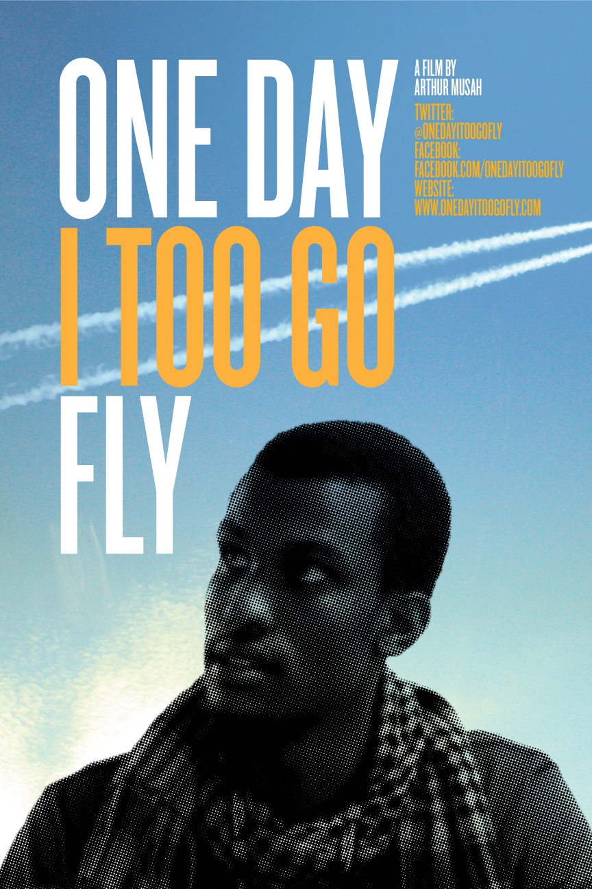 One Day I Too Go Fly